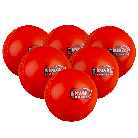 Kwik Cricket Ball - Set 6