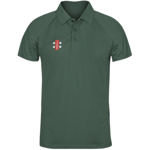 Matrix Polo Shirt Green