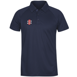 Matrix Polo Shirt Navy