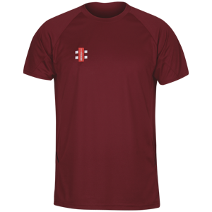 Matrix Shirt Maroon