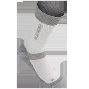 Velocity Sock White