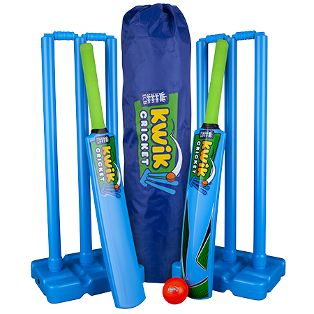 Kwik Cricket Kit Kinder