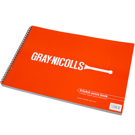 Gray-Nicolls Cricket Cricket accessories Scorebook 112 innings