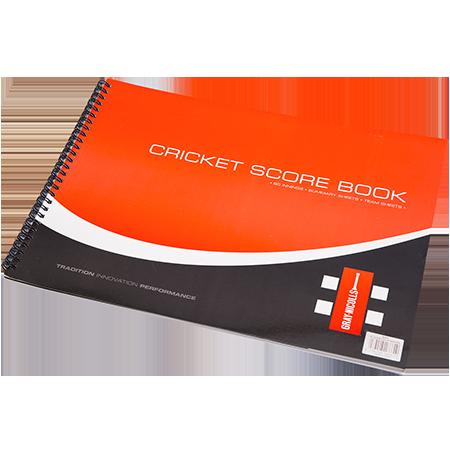 Scorebook 60 Innings