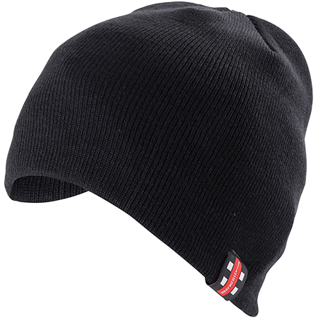 Gray-Nicolls Cricket Beanie Hat Black