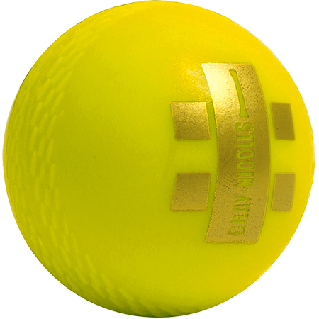 Gray-Nicolls Cricket Indoor Cricket Yellow