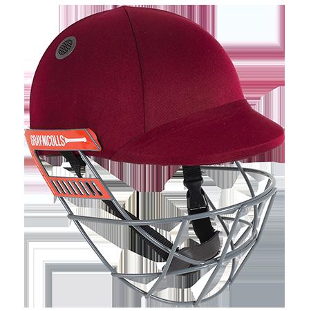 Test Helmet Maroon
