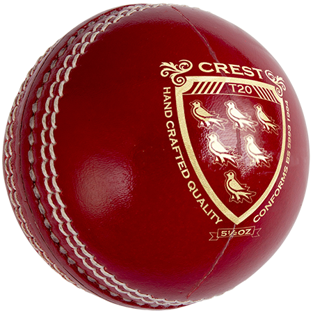 Gray-Nicolls Cricket Crest T20 Red Front