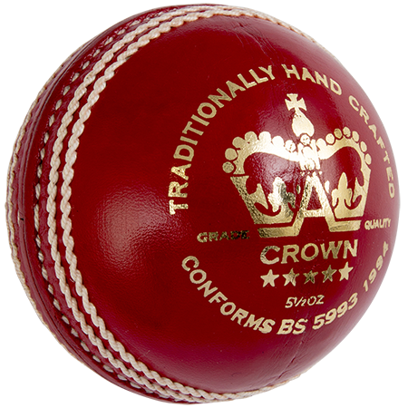 Gray-Nicolls Cricket Crown 5 Star Red Front