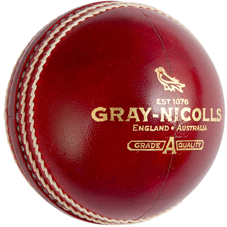 Gray-Nicolls Cricket Crown 4 Star Red Back