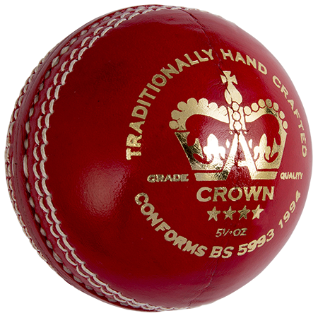 Gray-Nicolls Cricket Crown 4 Star Red Front