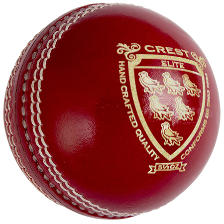 Gray-Nicolls Cricket Crest Elite Red Front