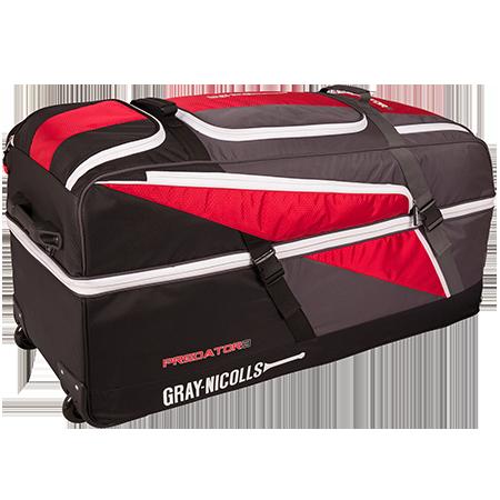 Gray-Nicolls Cricket Predator 1500 Holdall Red_black_grey Back