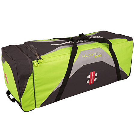 Gray-Nicolls Cricket Pro Velocity XP1 1000 Holdall Green_grey Front