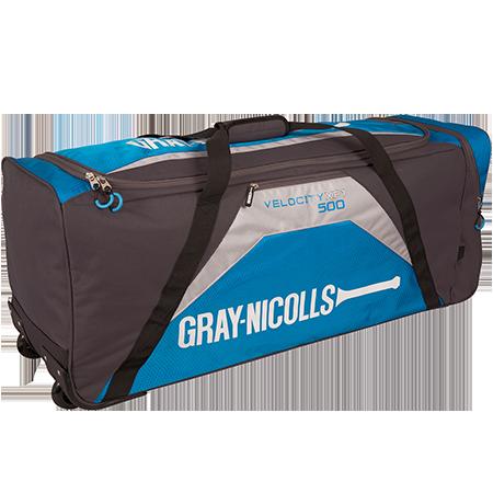 Gray-Nicolls Cricket Velocity XP1 500 Holdall Blue_grey Back