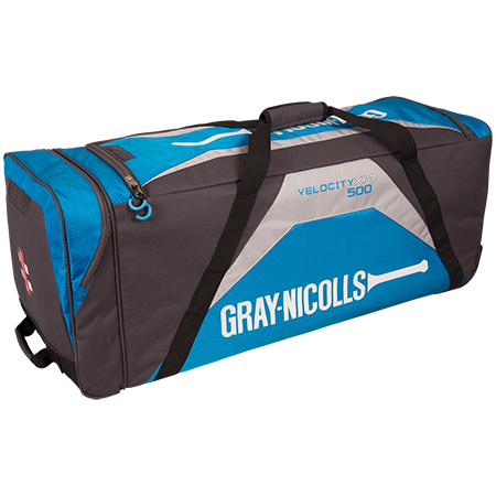 Gray-Nicolls Cricket Velocity XP1 500 Holdall Blue_grey Front