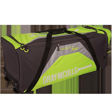 Gray-Nicolls Cricket Velocity XP1 500 Holdall Green_grey Back