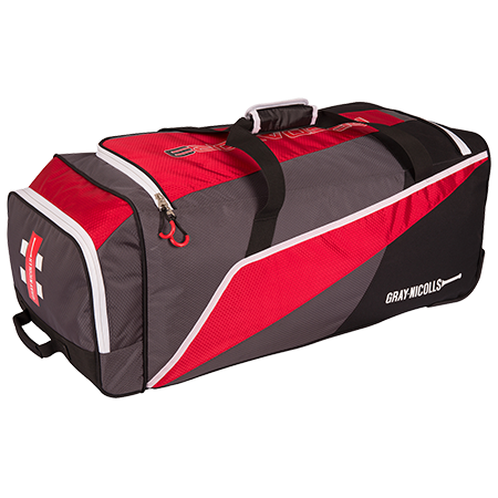 Gray-Nicolls Cricket Predator 300 Holdall Red_black_grey Front