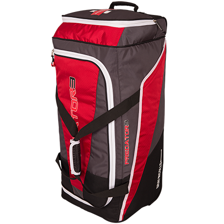 Gray-Nicolls Cricket Predator 300 Holdall Red_black_grey Standing