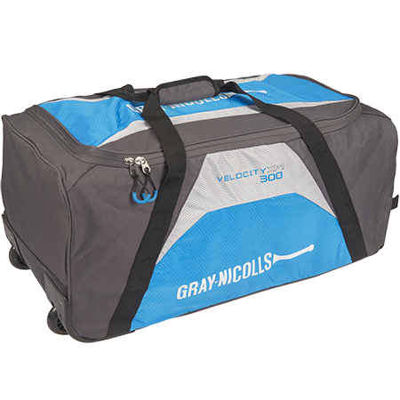 Gray-Nicolls Cricket Velocity XP1 300 Holdall Blue_grey Back