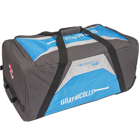 Gray-Nicolls Cricket Velocity XP1 300 Holdall Blue_grey Front
