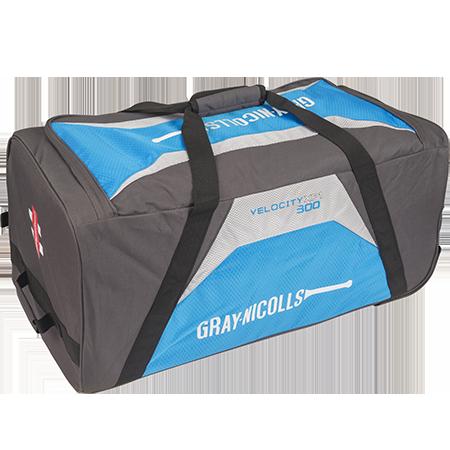 Gray-Nicolls Cricket Velocity XP1 300 Holdall Blue_grey Front