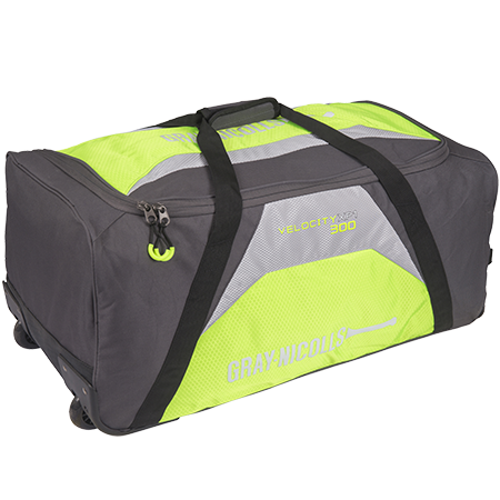 Gray-Nicolls Cricket Velocity XP1 300 Holdall Green_grey Back