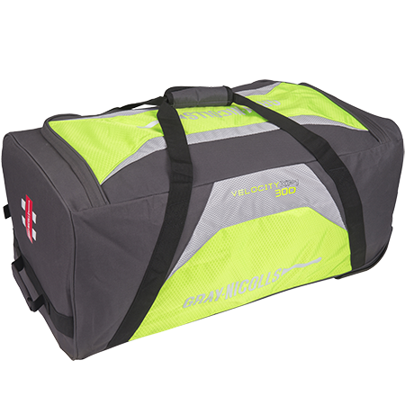 Gray-Nicolls Cricket Velocity XP1 300 Holdall Green_grey Front