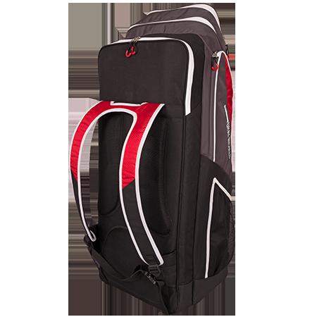 Gray-Nicolls Cricket Predator3 Pro Duffle Black_grey_red Back