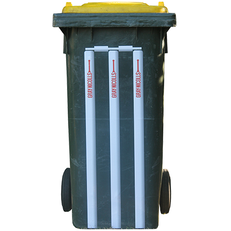 Gray-Nicolls Cricket Bin Stumps