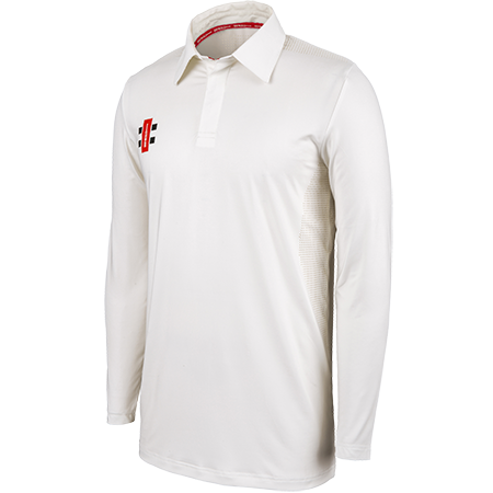 Gray-Nicolls Cricket Pro Performance Ivory L_s Main
