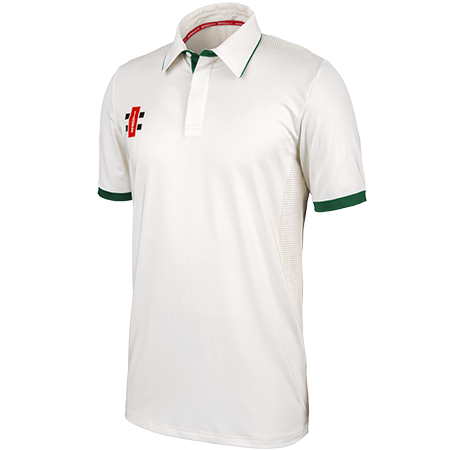 Gray-Nicolls Cricket Pro Performance Green S_s Main