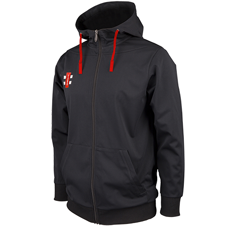 Gray-Nicolls Cricket Hooded Pro Performance Black Main