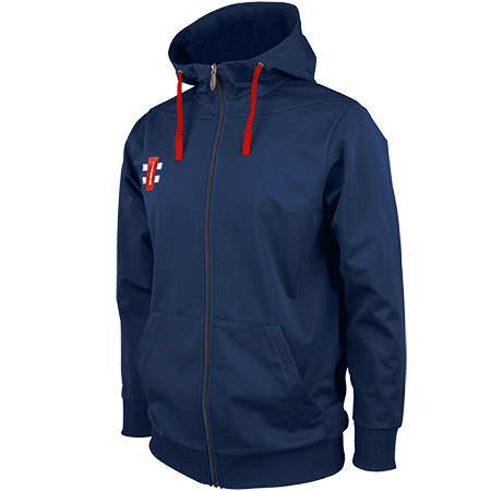 Gray-Nicolls Cricket Hooded Pro Performance Navy Main