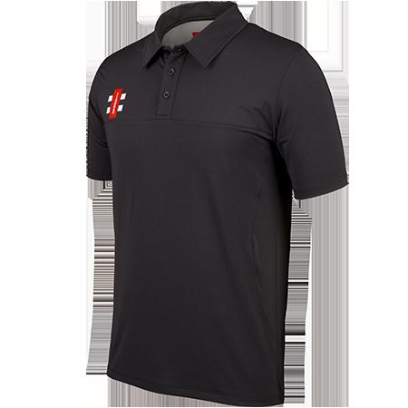 Gray-Nicolls Cricket Shirt Pro Performance Black Main