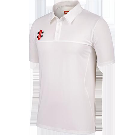 Gray-Nicolls Cricket Shirt Pro Performance White Main