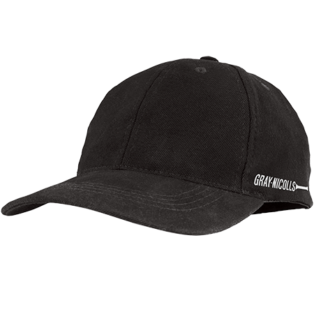 Gray-Nicolls Cricket Pro Fit Cap Black