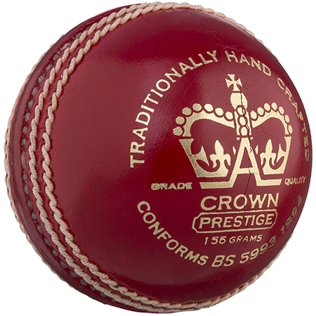 Gray-Nicolls Cricket Crown Prestige Red 156g Front