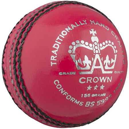 Gray-Nicolls Cricket Crown 3 Star 156g Pink Front