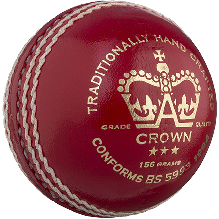 Gray-Nicolls Cricket Crown 3 Star 156g Red Front