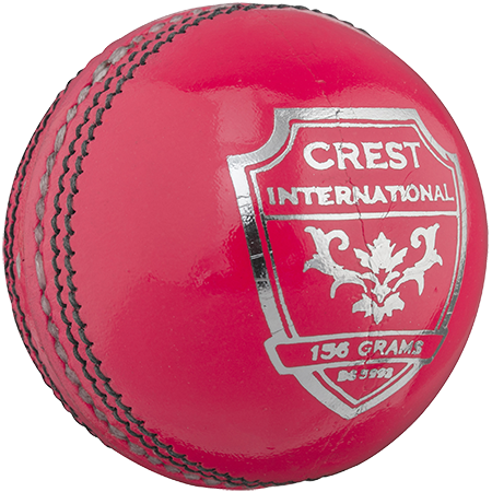Gray-Nicolls Cricket Crest International 156g Pink Front