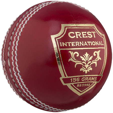 Gray-Nicolls Cricket Crest International 156g Red Front