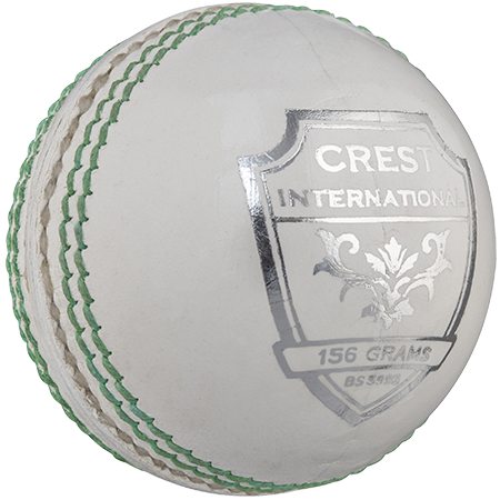 Gray-Nicolls Cricket Crest International 156g White Front