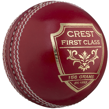 Gray-Nicolls Cricket Crest First Class 156g Red Front