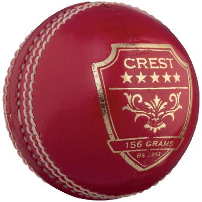 Gray-Nicolls Cricket CDAI18Ball-Crest-5-Star-Red