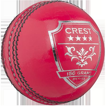 Gray-Nicolls Cricket Crest 4 Star 156g Pink Front