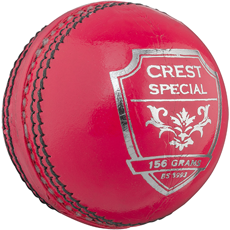Gray-Nicolls Cricket Crest Special 156g Pink Front