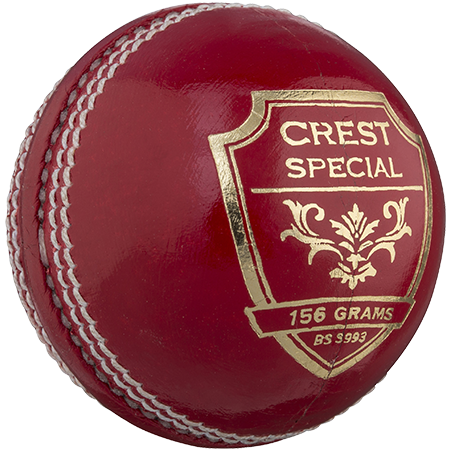 Gray-Nicolls Cricket Crest Special 156g Red Front