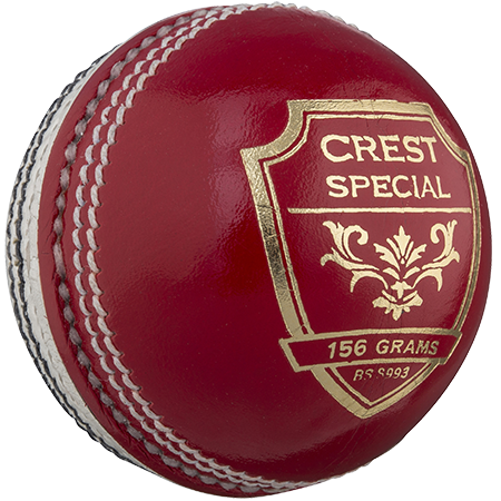 Gray-Nicolls Cricket Crest Special 156g Red_white Front