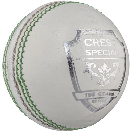 Gray-Nicolls Cricket Crest Special 156g White Front